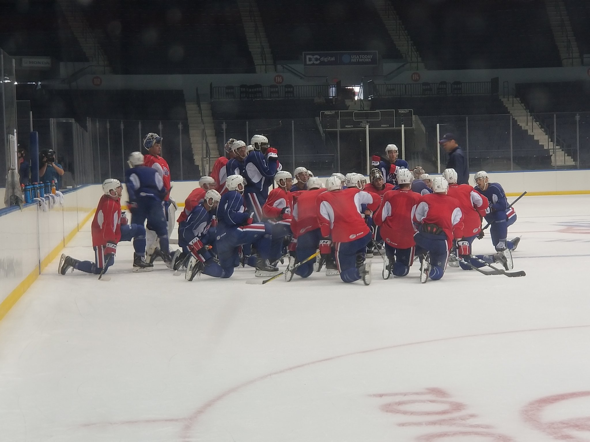 Amerks Hockey Returns – Training Camp and Preseason Schedule