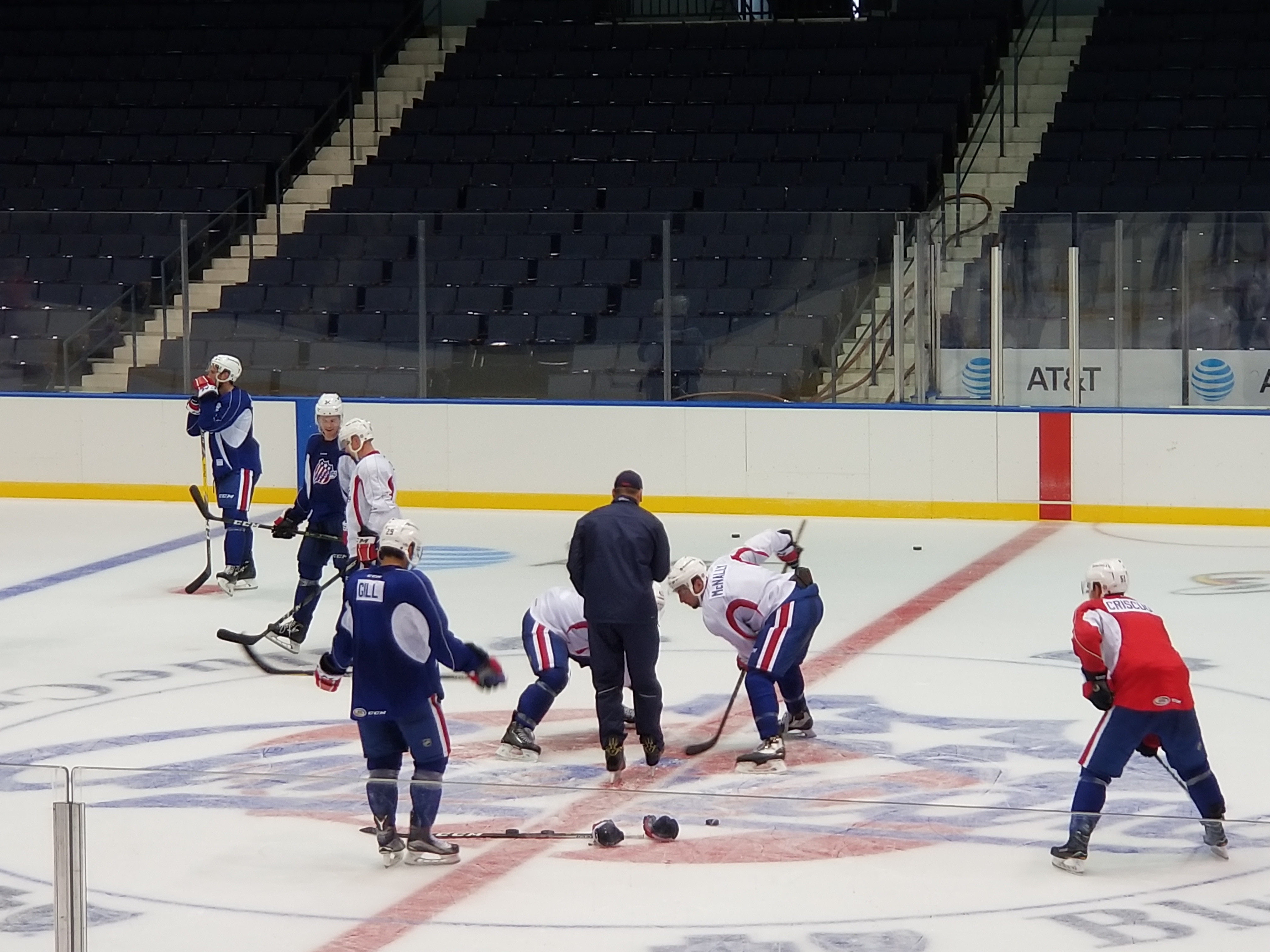 Amerks Announce 2019 Training Camp Schedule