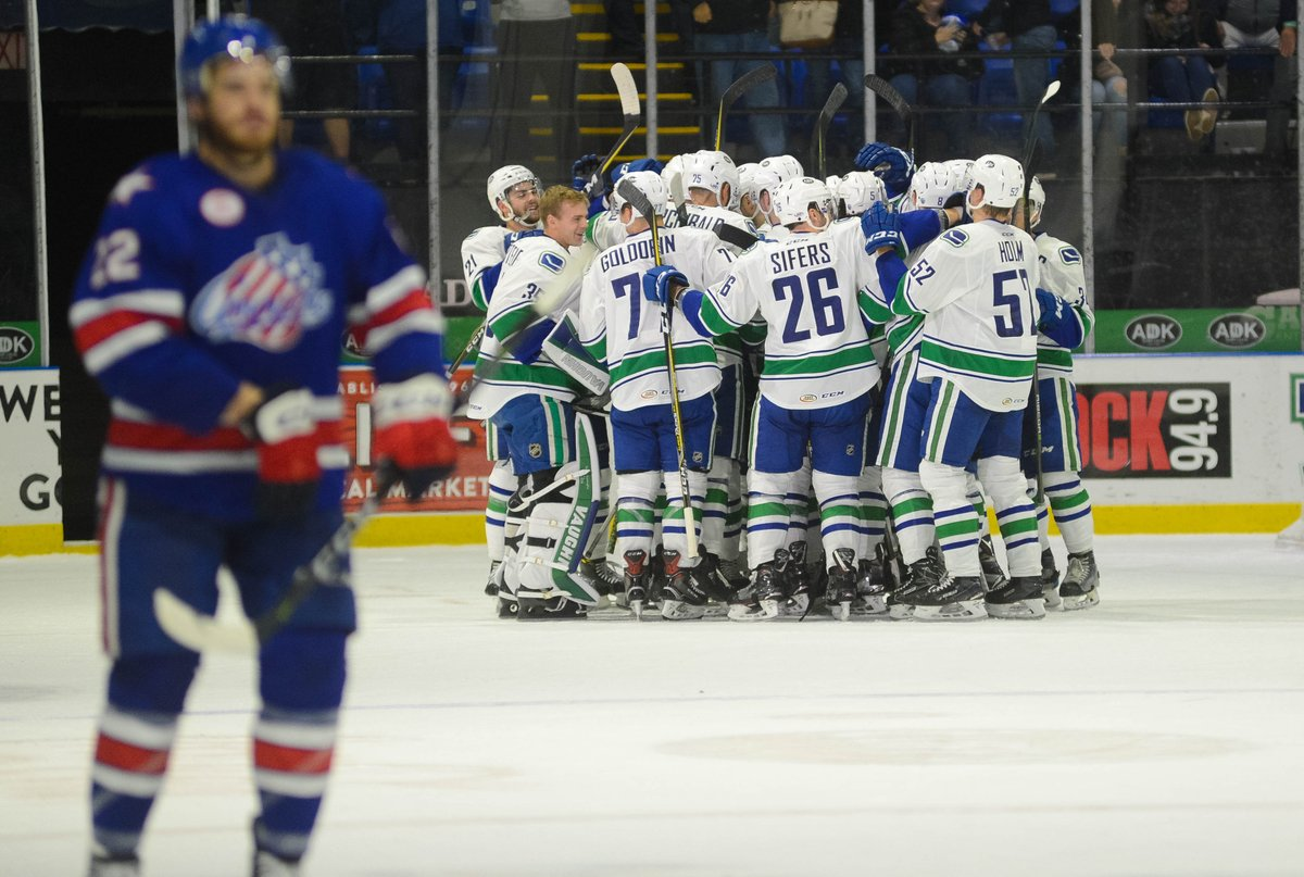 Amerks Erased Two Goal Deficit Before Losing in the Shootout