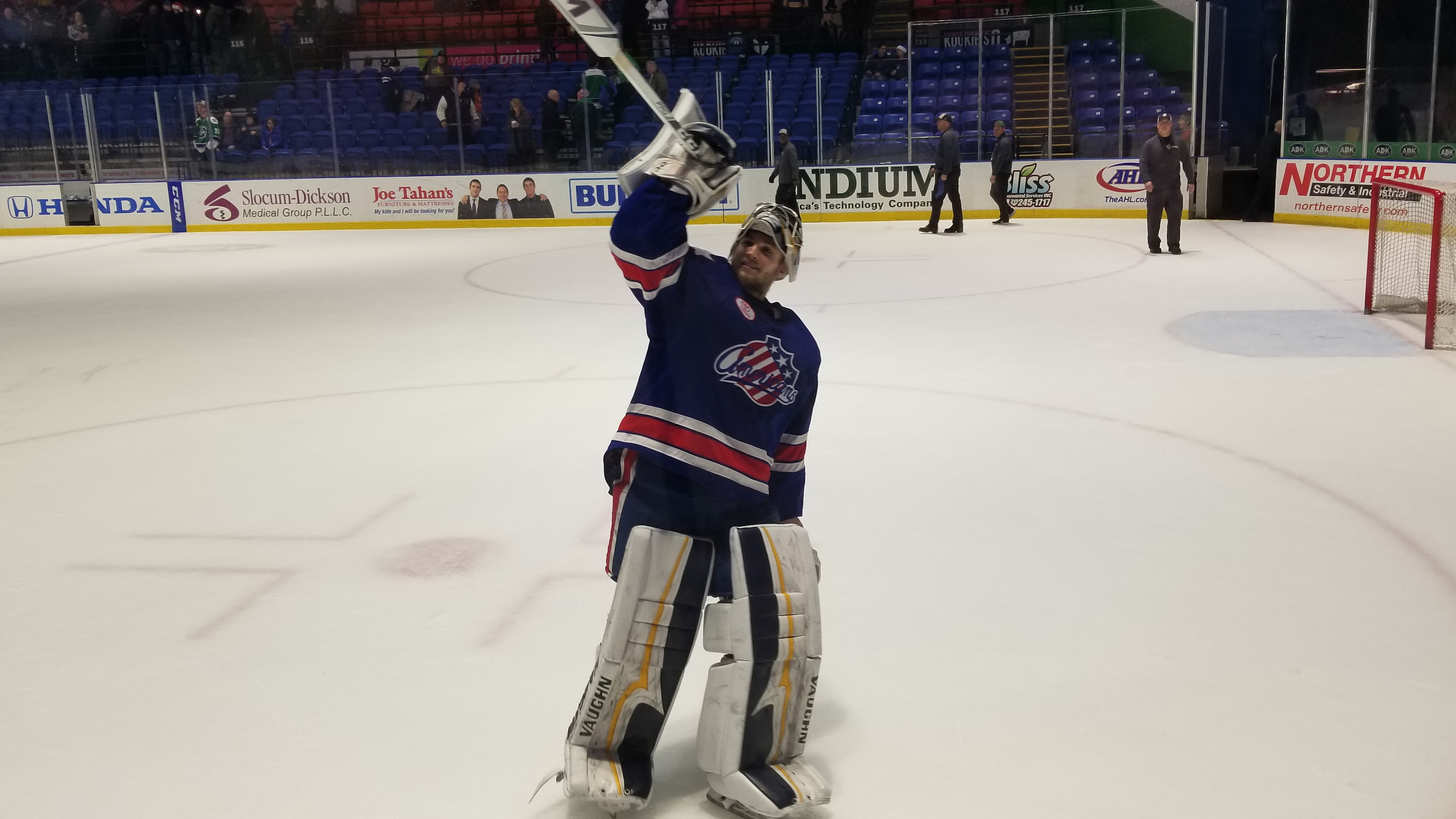 Recapping Another Excellent Weekend for the Amerks