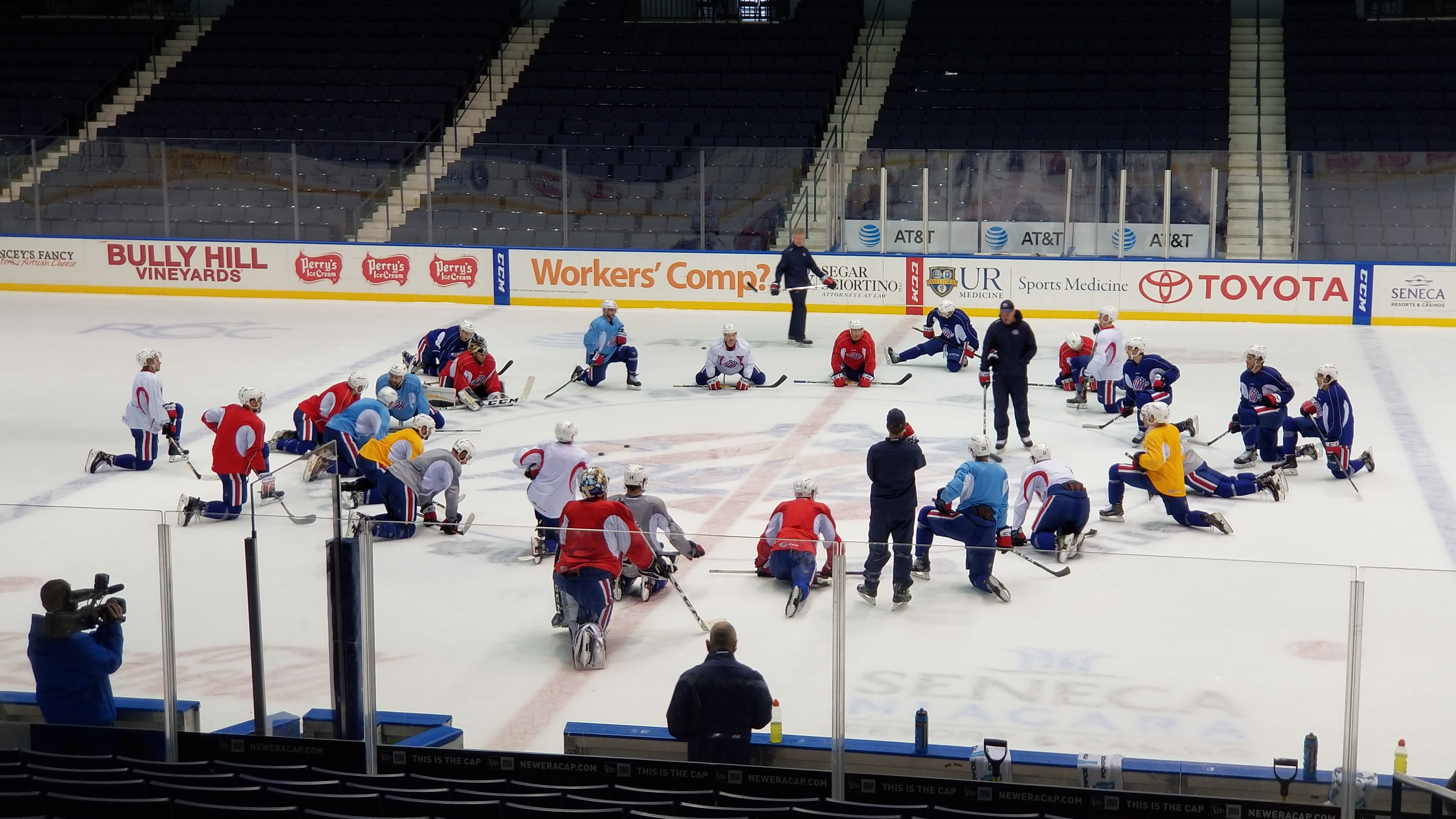 Amerks Unbelievable Weekend and Divisional Games Ahead