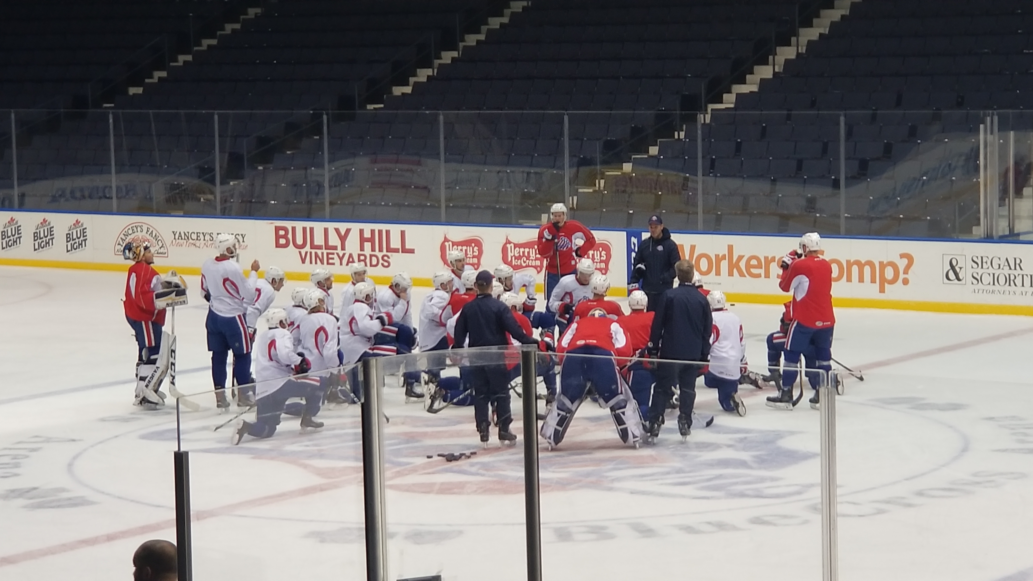 Amerks vs Utica Game Day Notes and Quotes