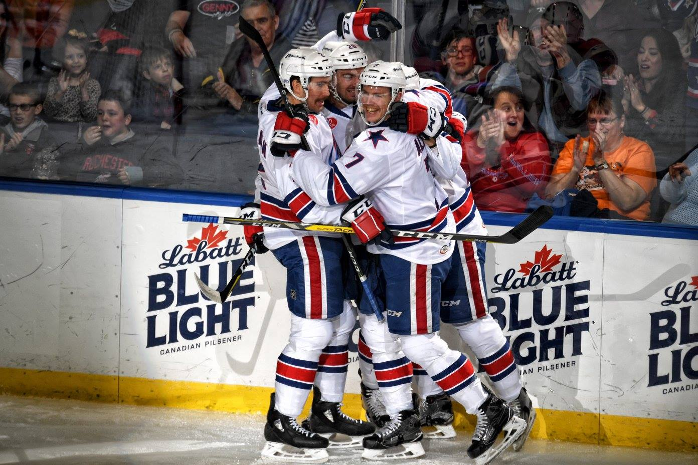 Being a Family and Leadership is Key to the Amerks Success