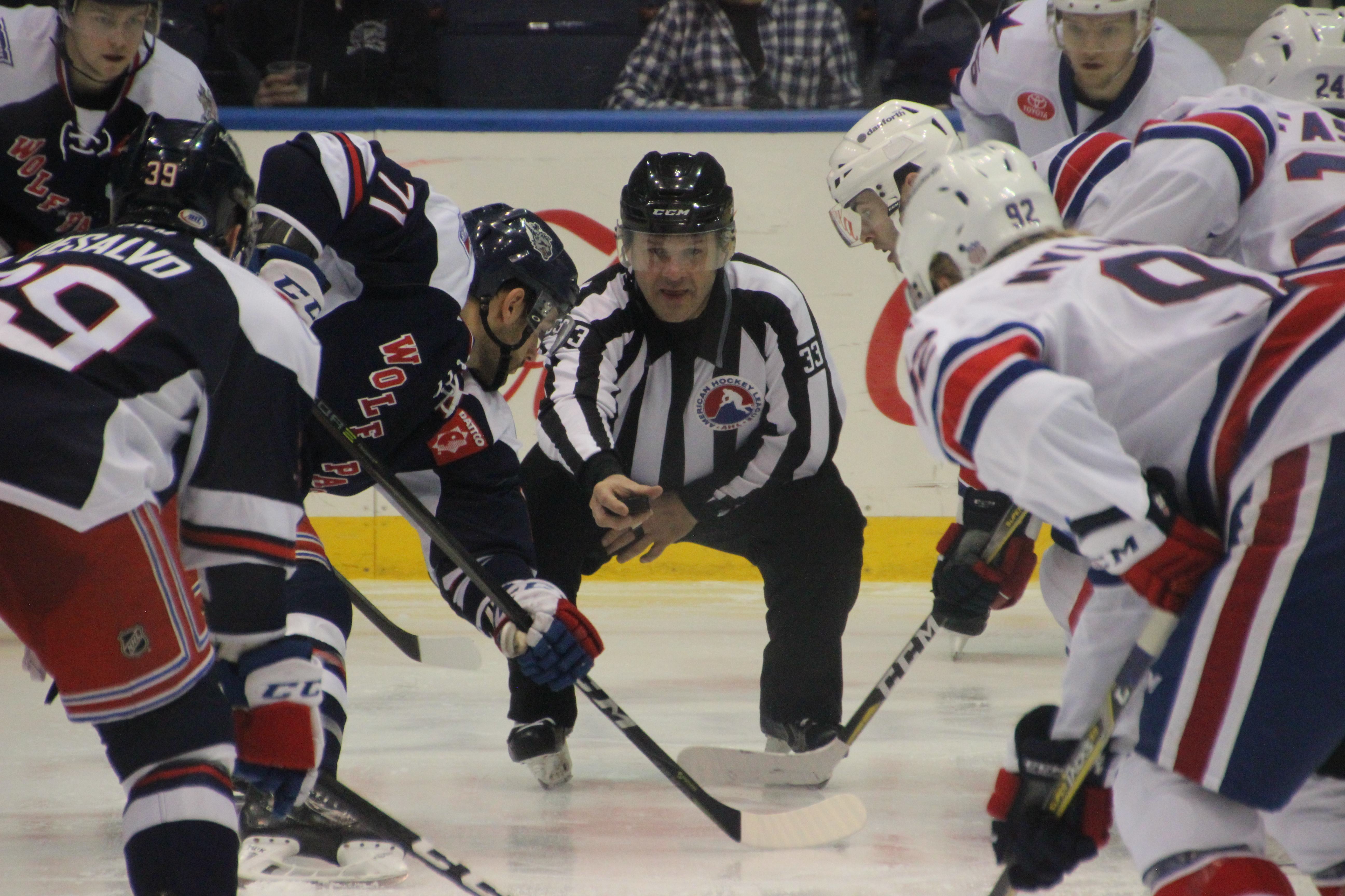 Amerks Lose after Costly Turnovers and Giving Up Another Third Period Lead