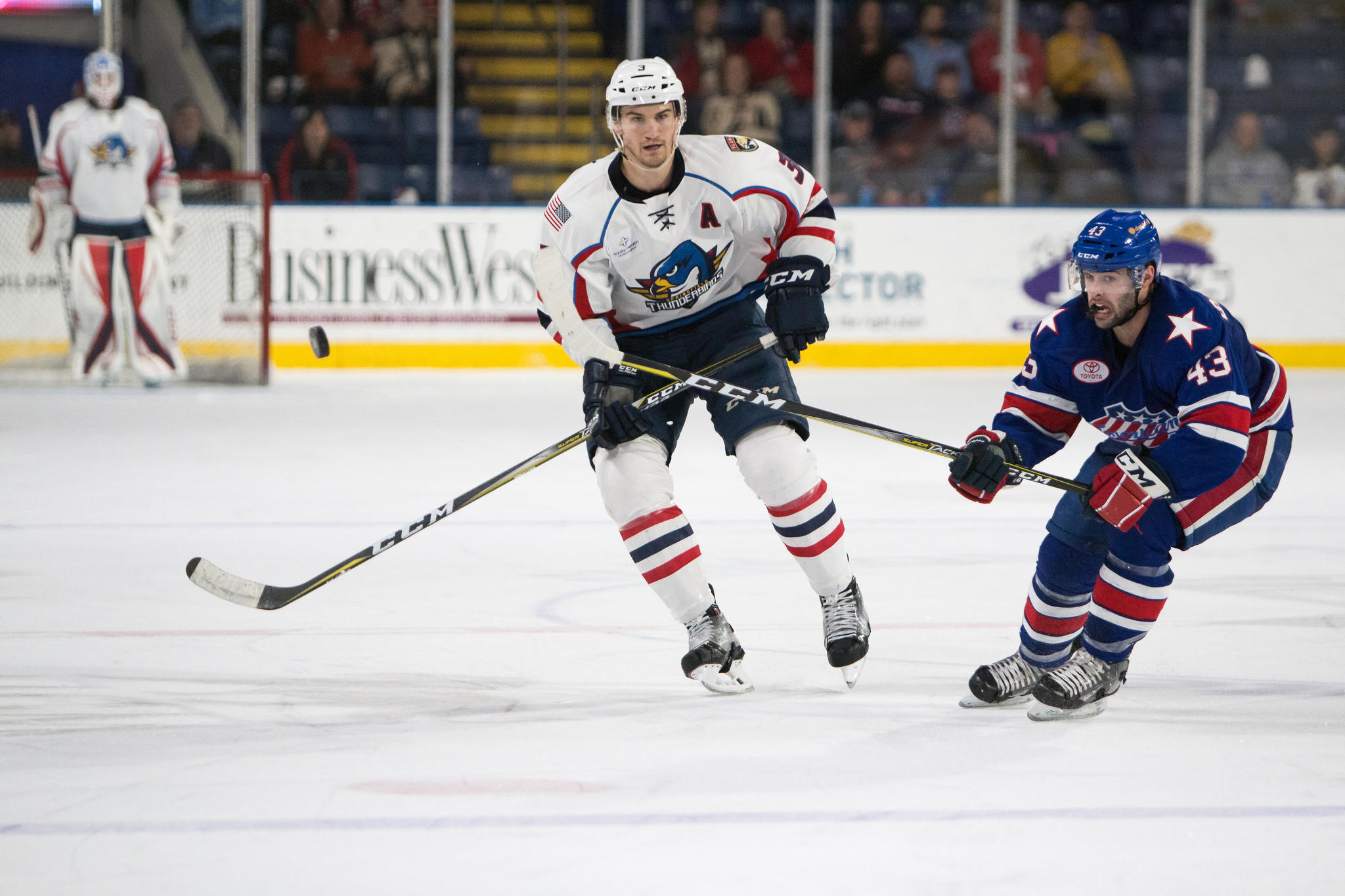Amerks Defeat Springfield to Continue Success on the Road