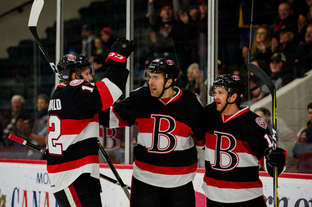 Amerks Lose in Overtime to the Senators
