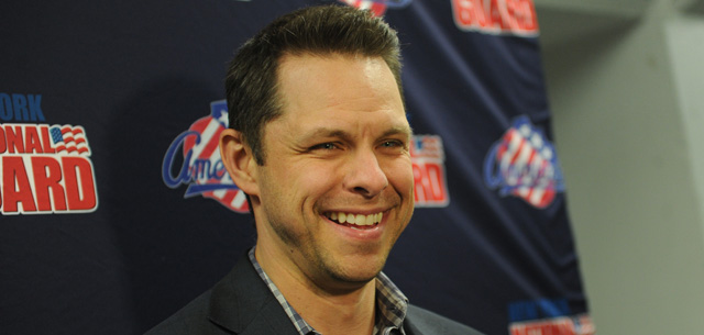 Marty Biron to the Amerks Hall of Fame