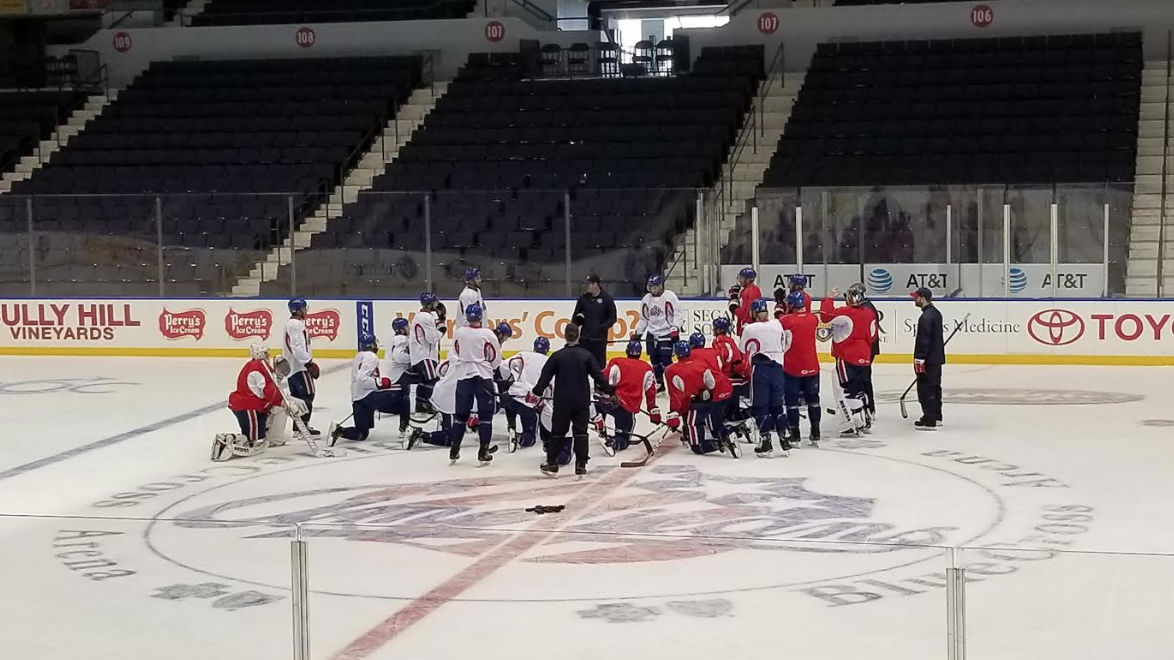 Gameday vs Marlies Notes and Quotes