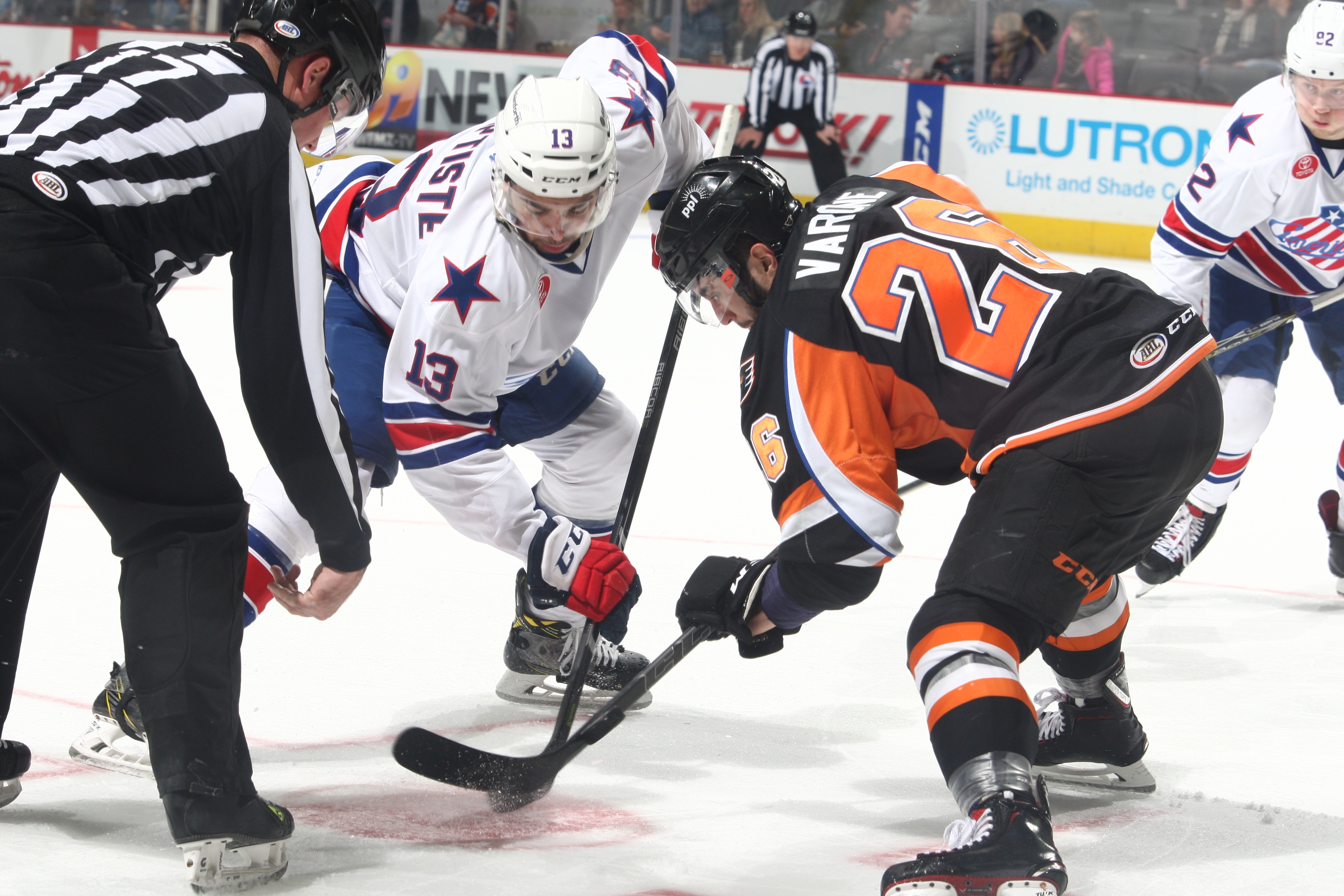 Amerks Lose Again and Continue Sinking