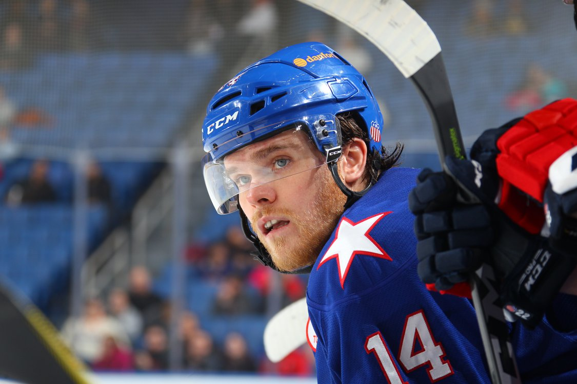 Amerks Fall to Fourth Place