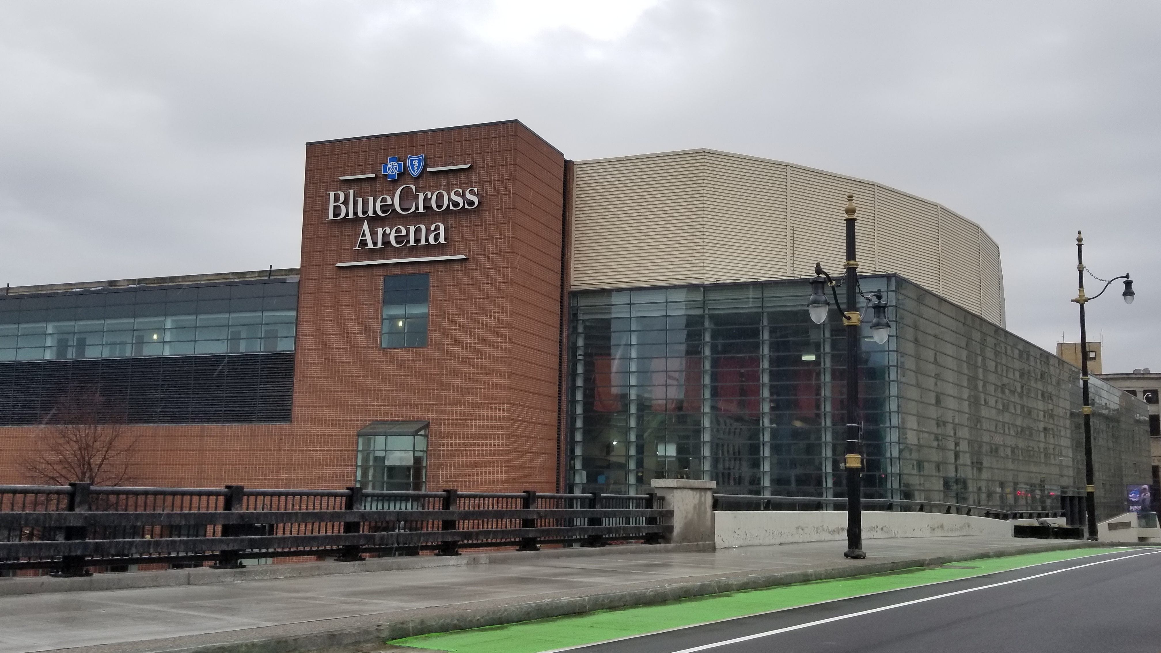Time to Talk About Blue Cross Arena Again