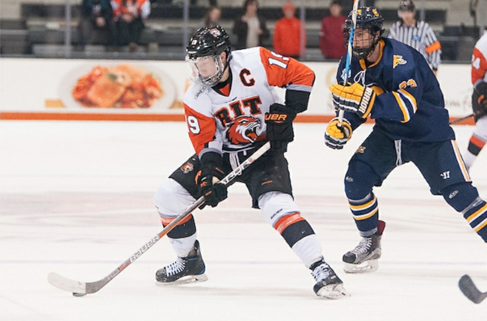 Amerks Sign Myles Powell from RIT
