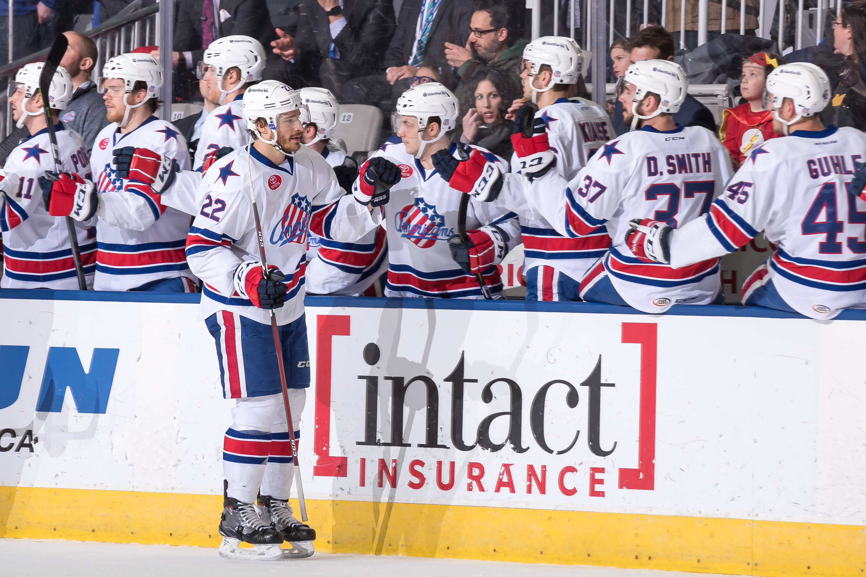 Amerks Walked Over the Marlies