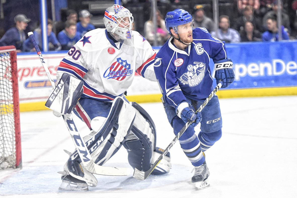 Game 1 Recap: Crunch Played Their Way and Dominated