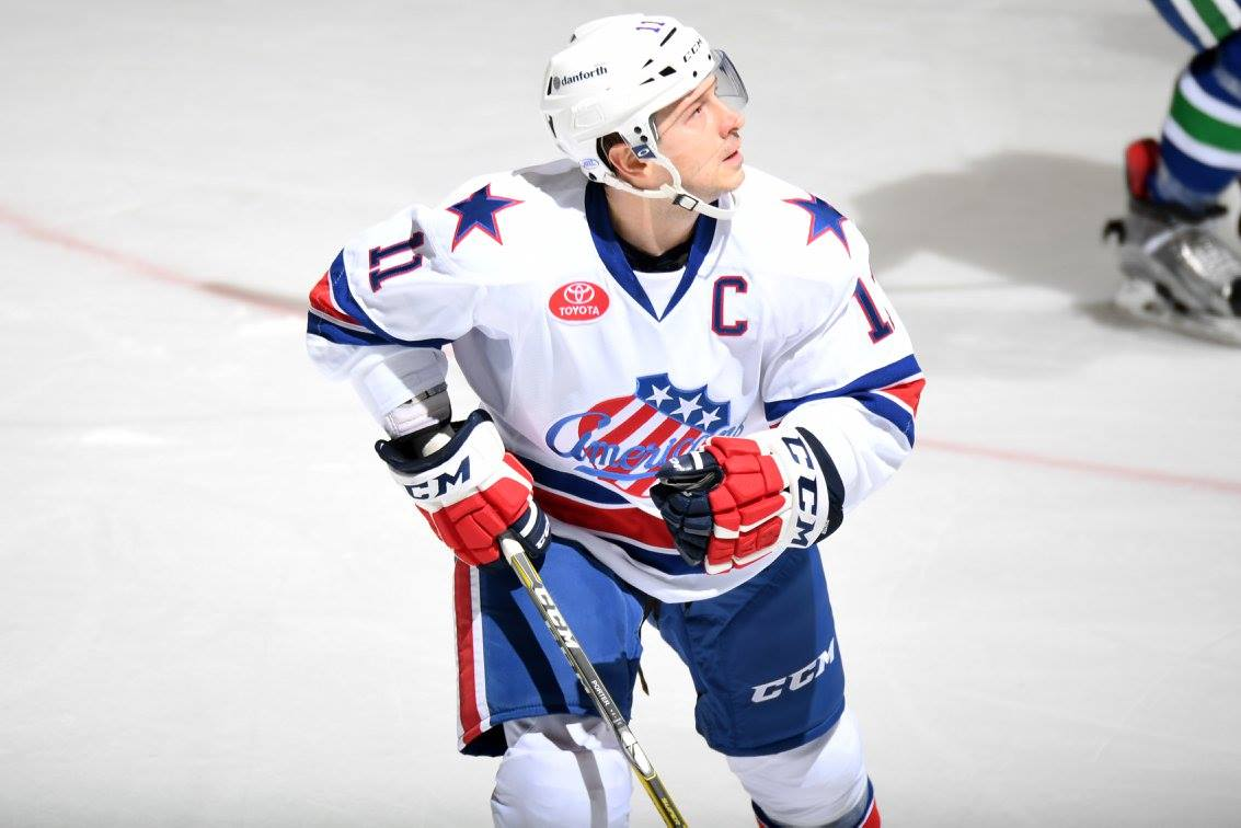 Amerks Roster – Gone, Returning and New