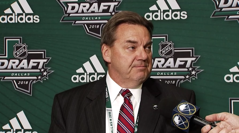 Rochester Comments from Sexton and Botterill at the Draft