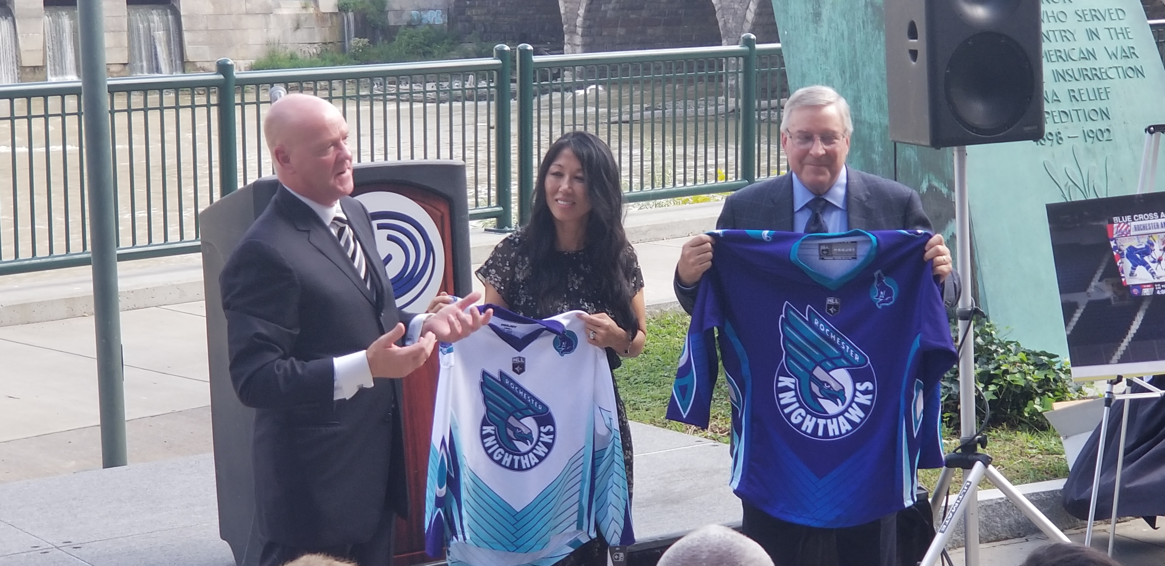 Knighthawks, Scoreboard, Restaurant and More Blue Cross Arena News
