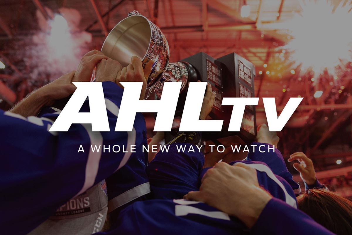 AHL Launches New Streaming Platform