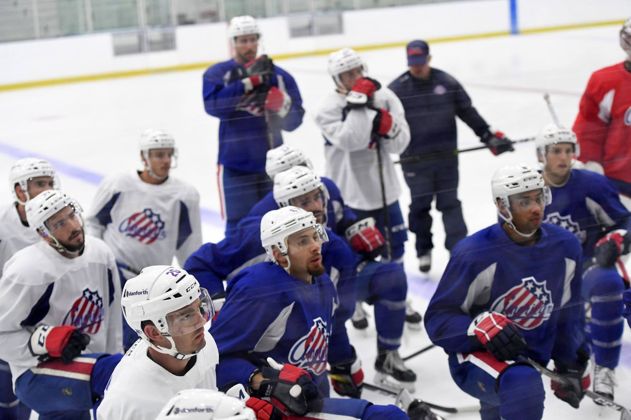 Start of Amerks Training Camp Presents One Question for this Season