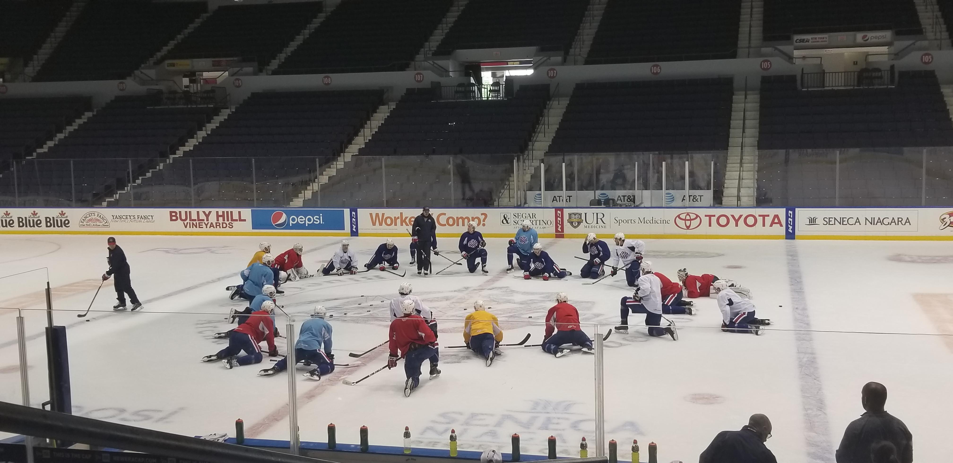 Defensive Depth, Olofsson and Toronto