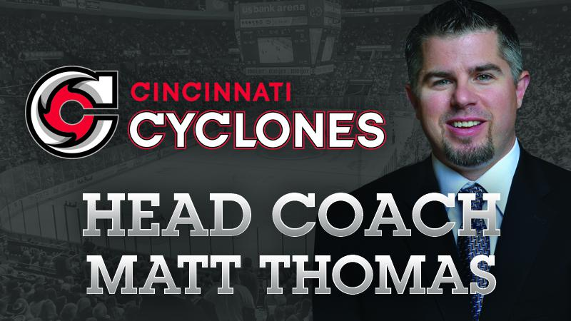 Interview with Cyclones Head Coach Matt Thomas