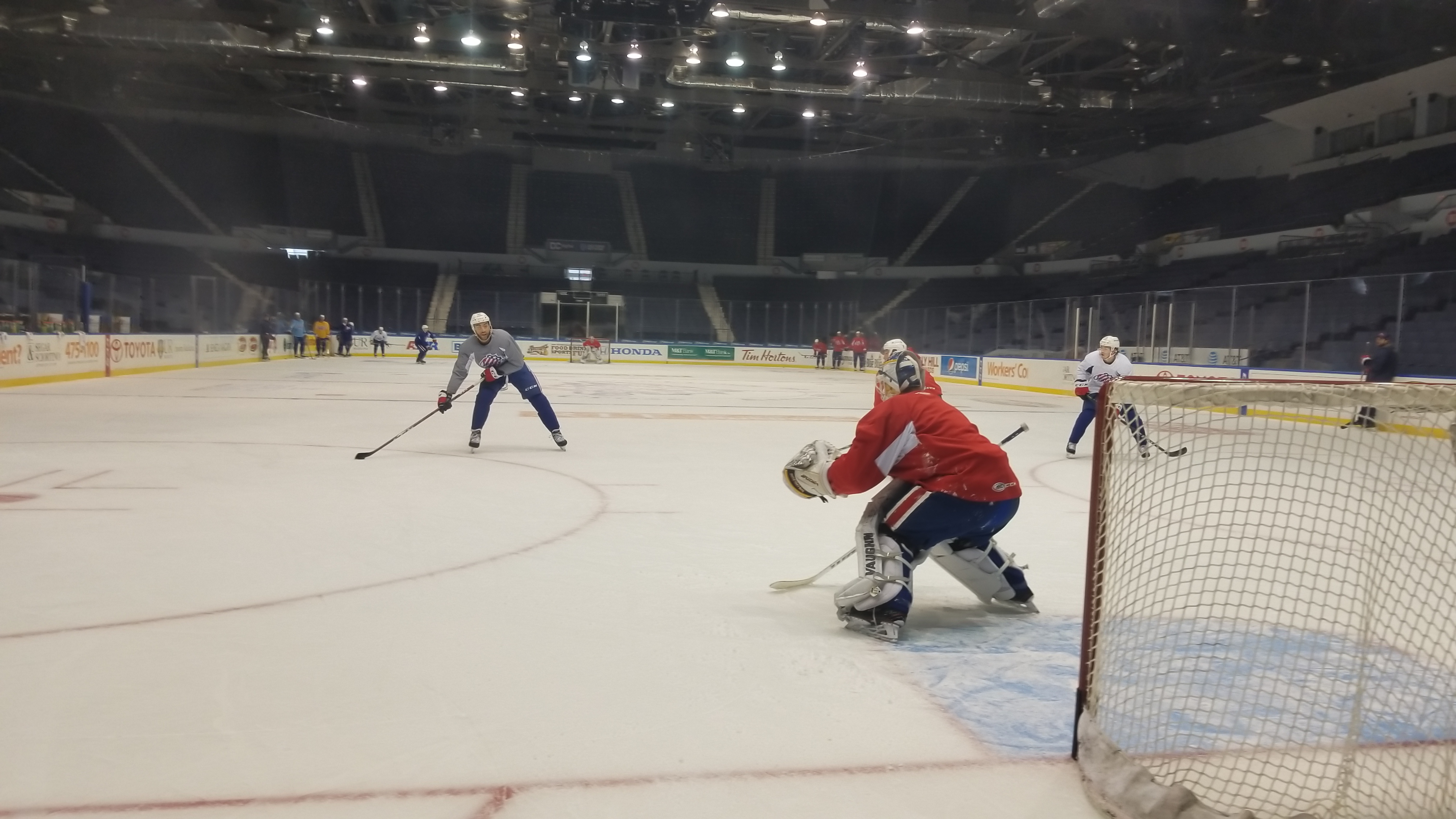 Preview: Amerks Host Comets Tonight in Rochester