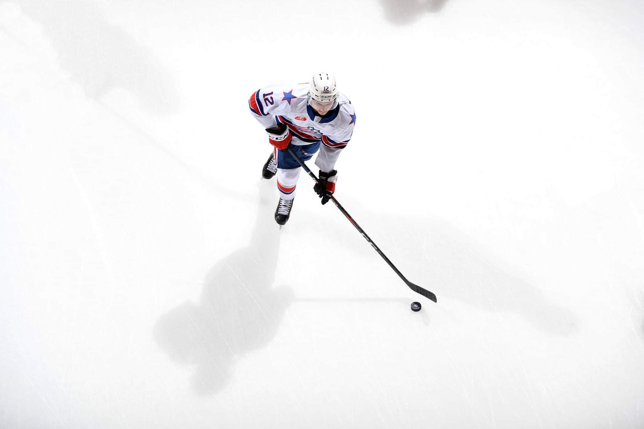 Victor Olofsson Named October AHL Player of the Month