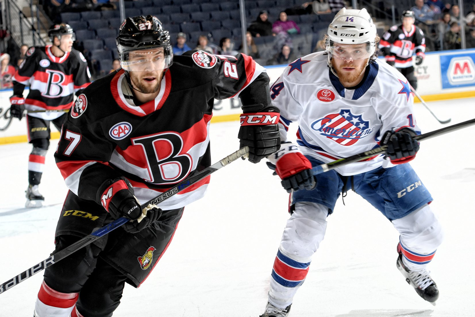 Amerks Disappoint Again on a Wednesday Night