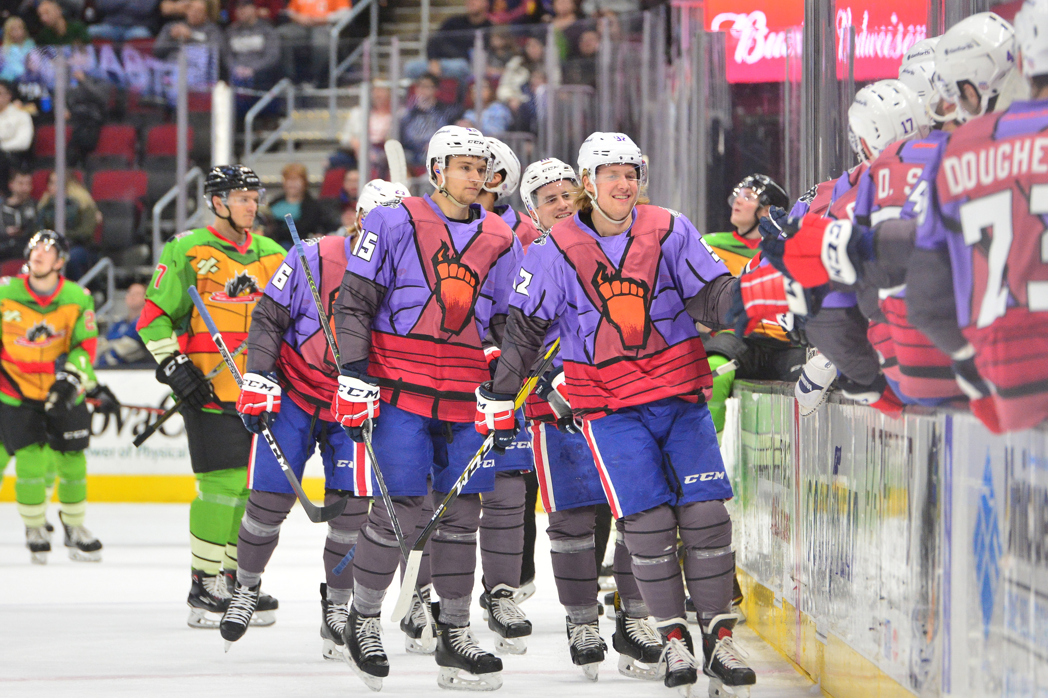 Amerks Return from Break with a Shutout Win Over Cleveland