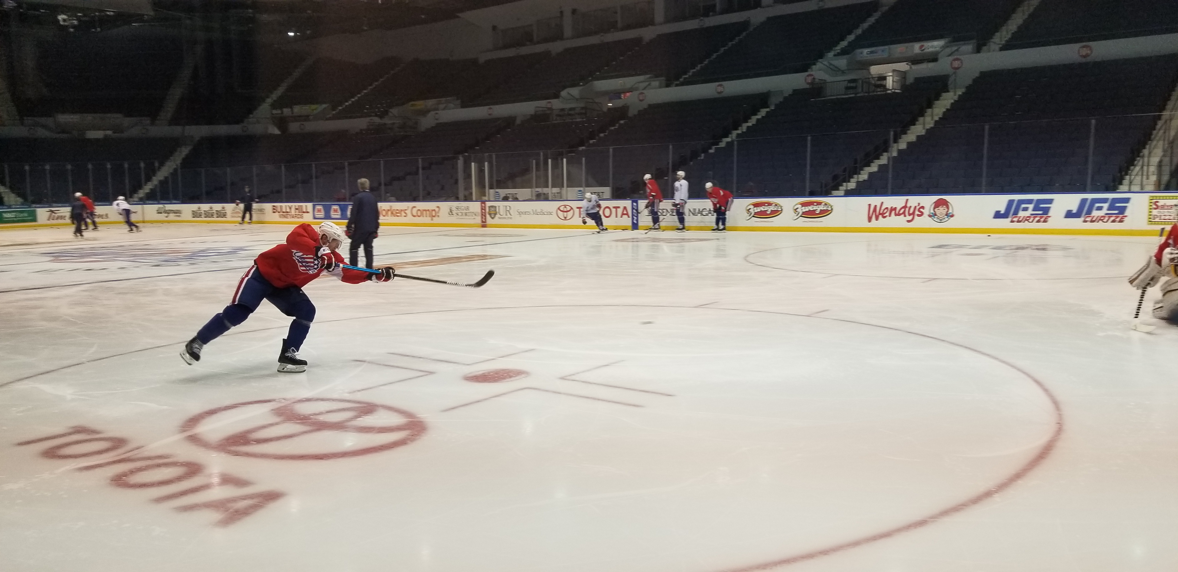 Gameday Preview: Cleveland Monsters at Rochester Americans
