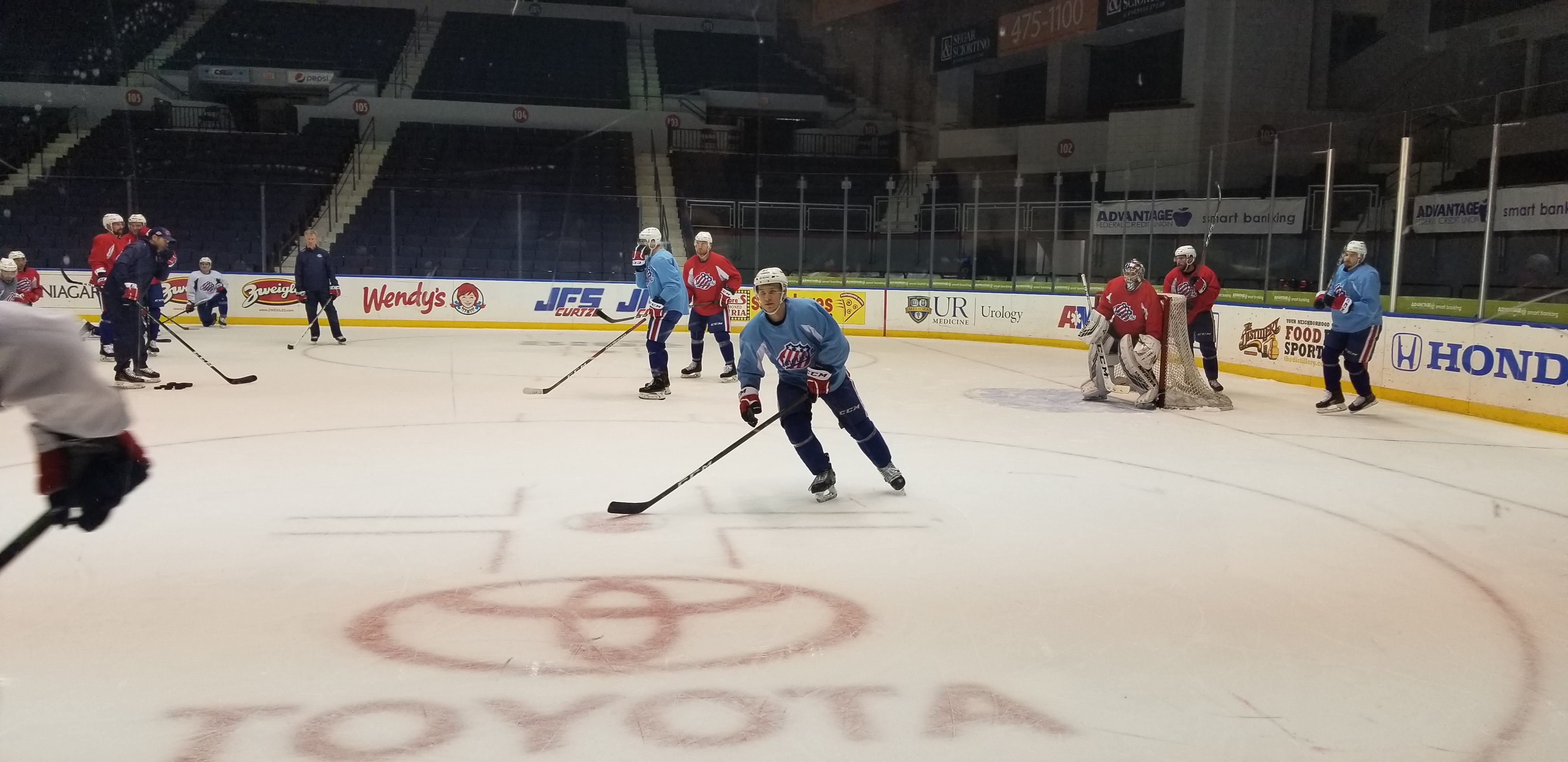Criscuolo Returning, Defensive Moves, and Building the Gap