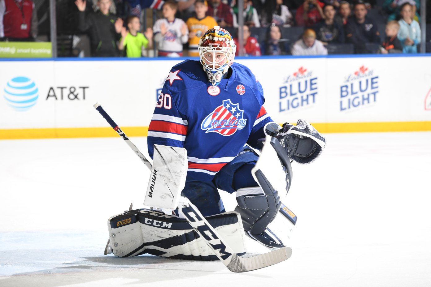 Ullmark Opens up about Amerks Playoff Loss