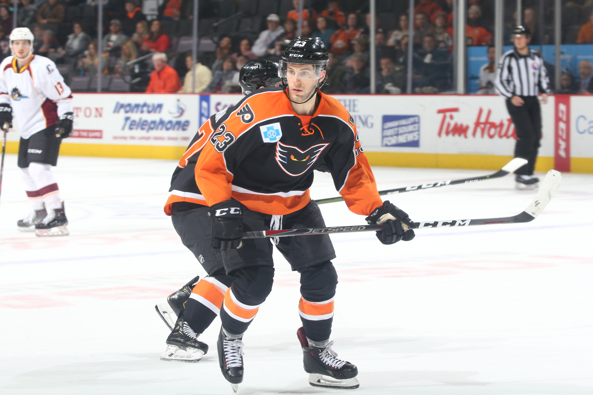 Sabres Acquire Taylor Leier from the Flyers for Justin Bailey
