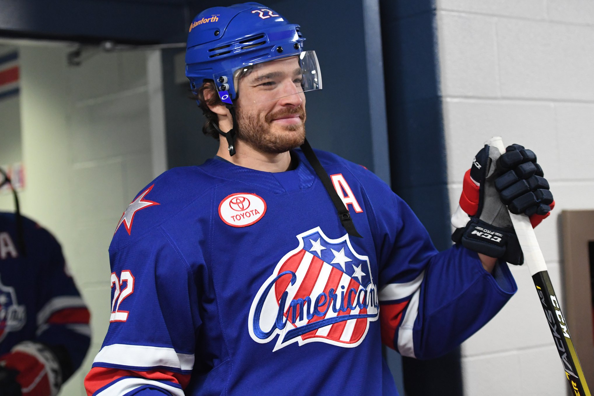 Zach Redmond has Settled into Breaking a Record