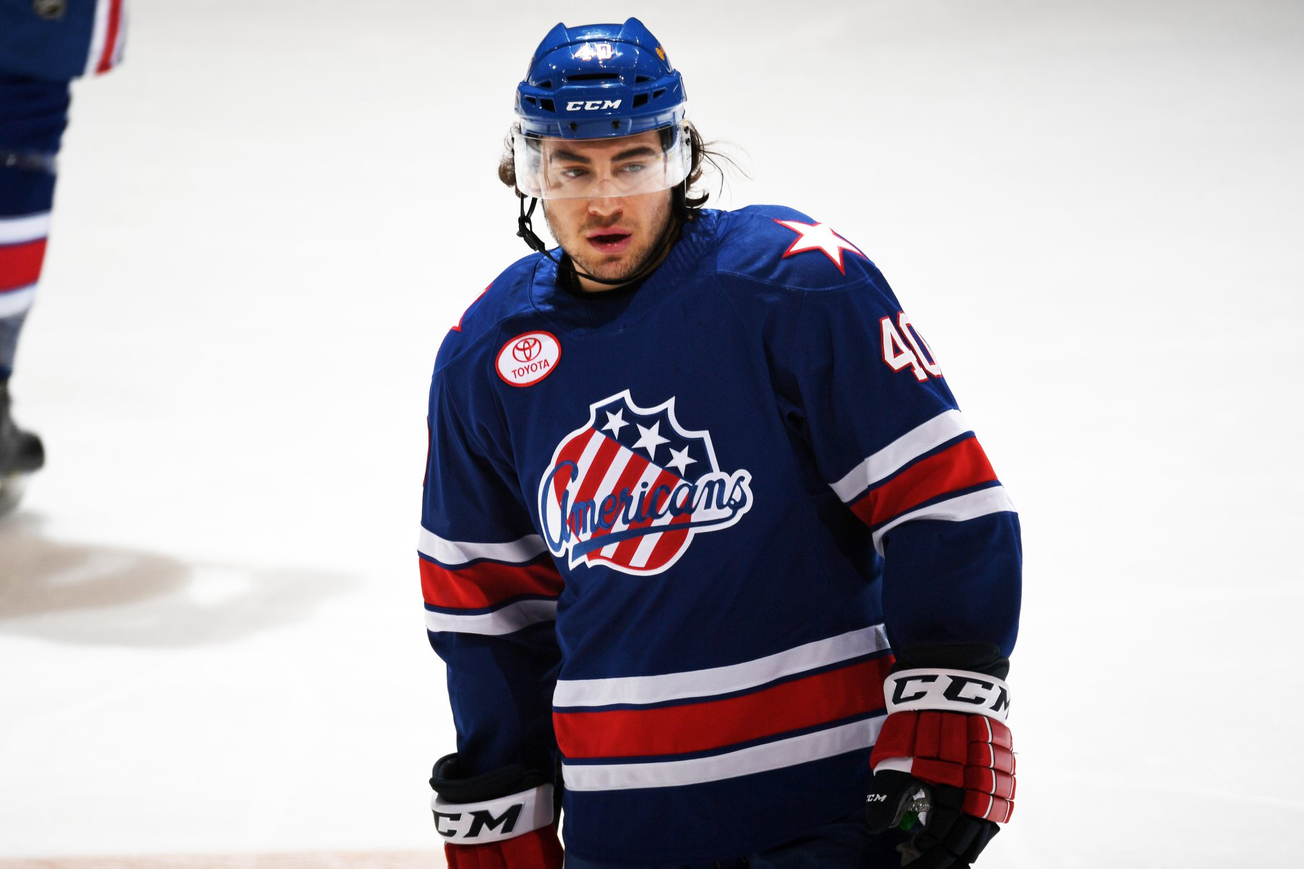 Preview: Amerks New Years Eve Game in Utica