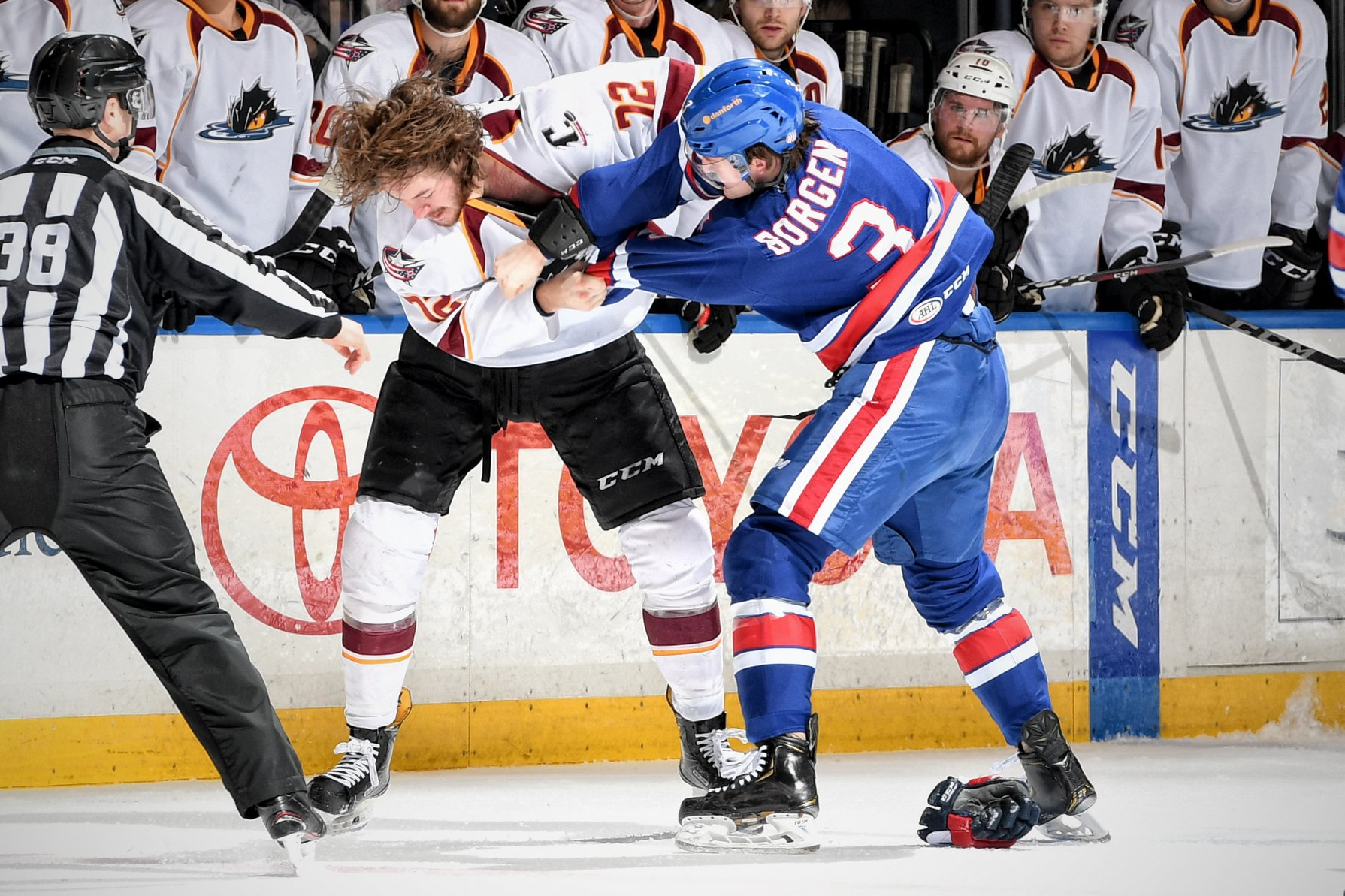Monsters Get Beat in Rochester