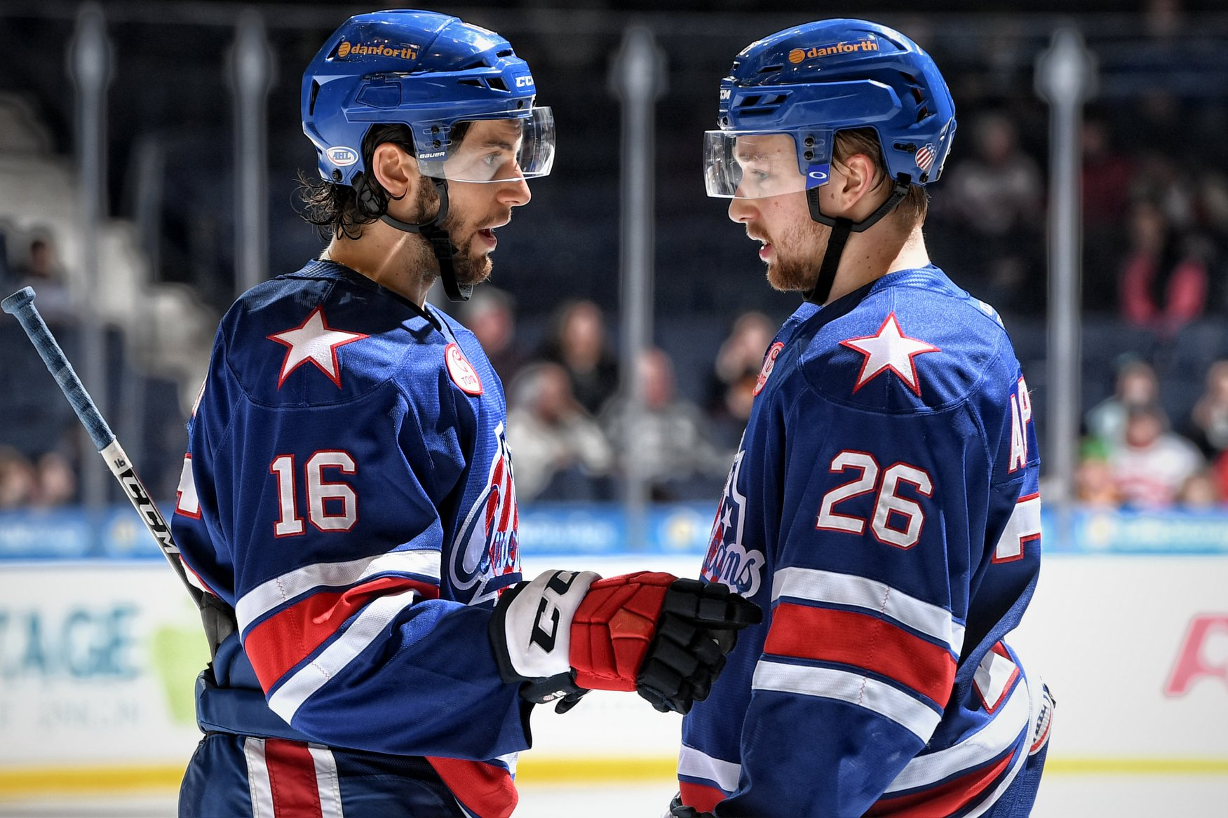 Amerks Complete Perfect Weekend with 6-1 Win Over Devils