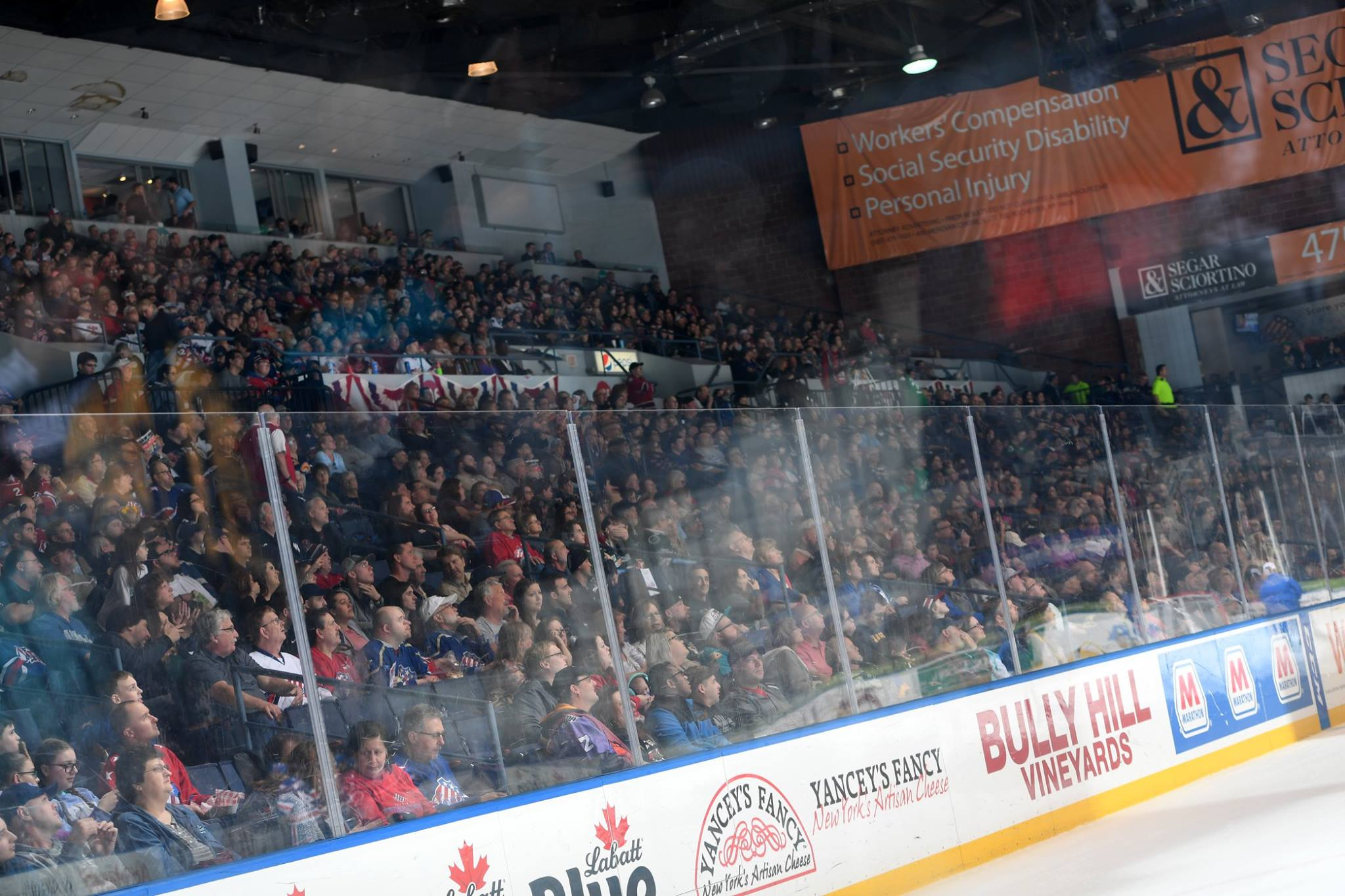 Amerks 2019-2020 Home Opener and Five Other Dates