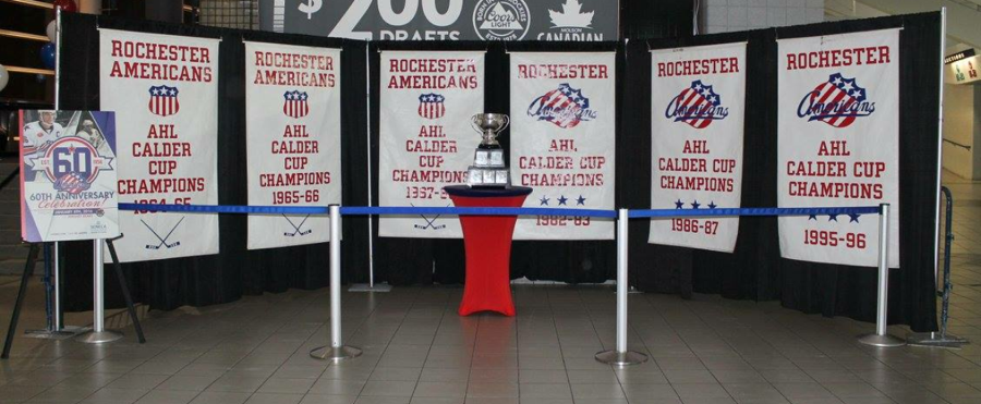 Amerks Believe They Have What it Takes to Win a Calder Cup