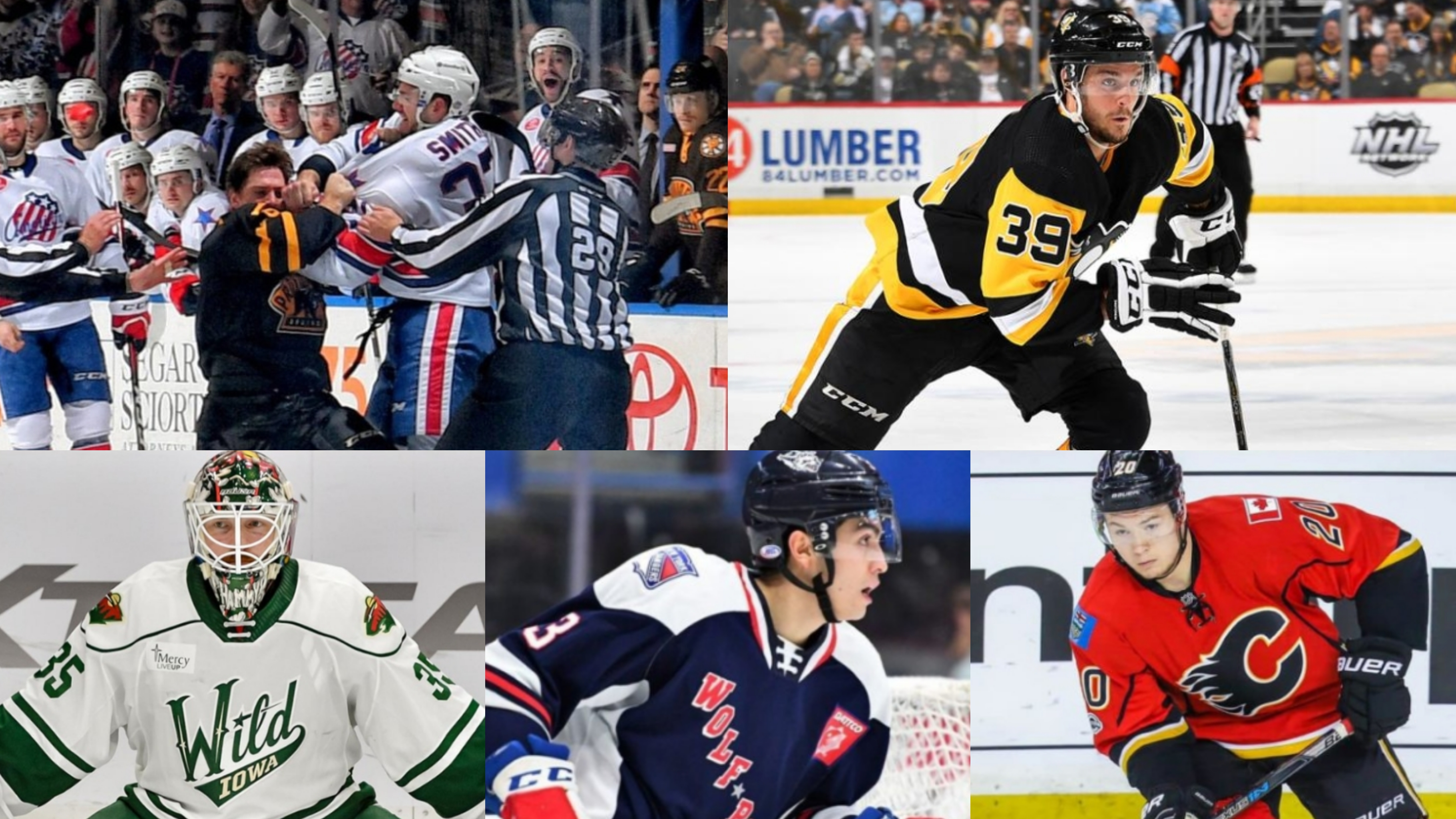 Amerks are Winners at the Start of Free Agency