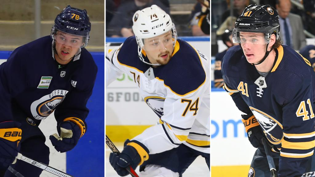 Sabres Announce 2019 Prospects Challenge Roster