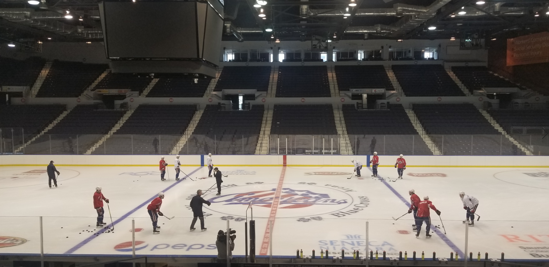 Game Preview: Amerks Host Marlies in Buffalo at Harborcenter