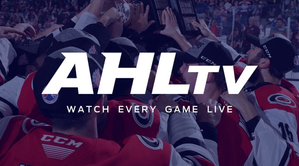AHLTV Packages Now Available for 2019-20