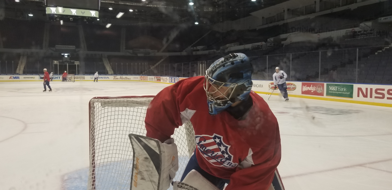 Preview: Amerks Home Tonight Before Weekend Road Trip