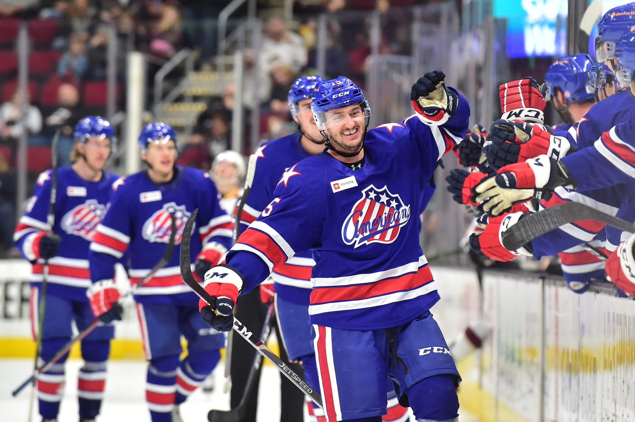 Recap: Andrew Oglevie Hat Trick Leads Amerks to a 3-2 Win