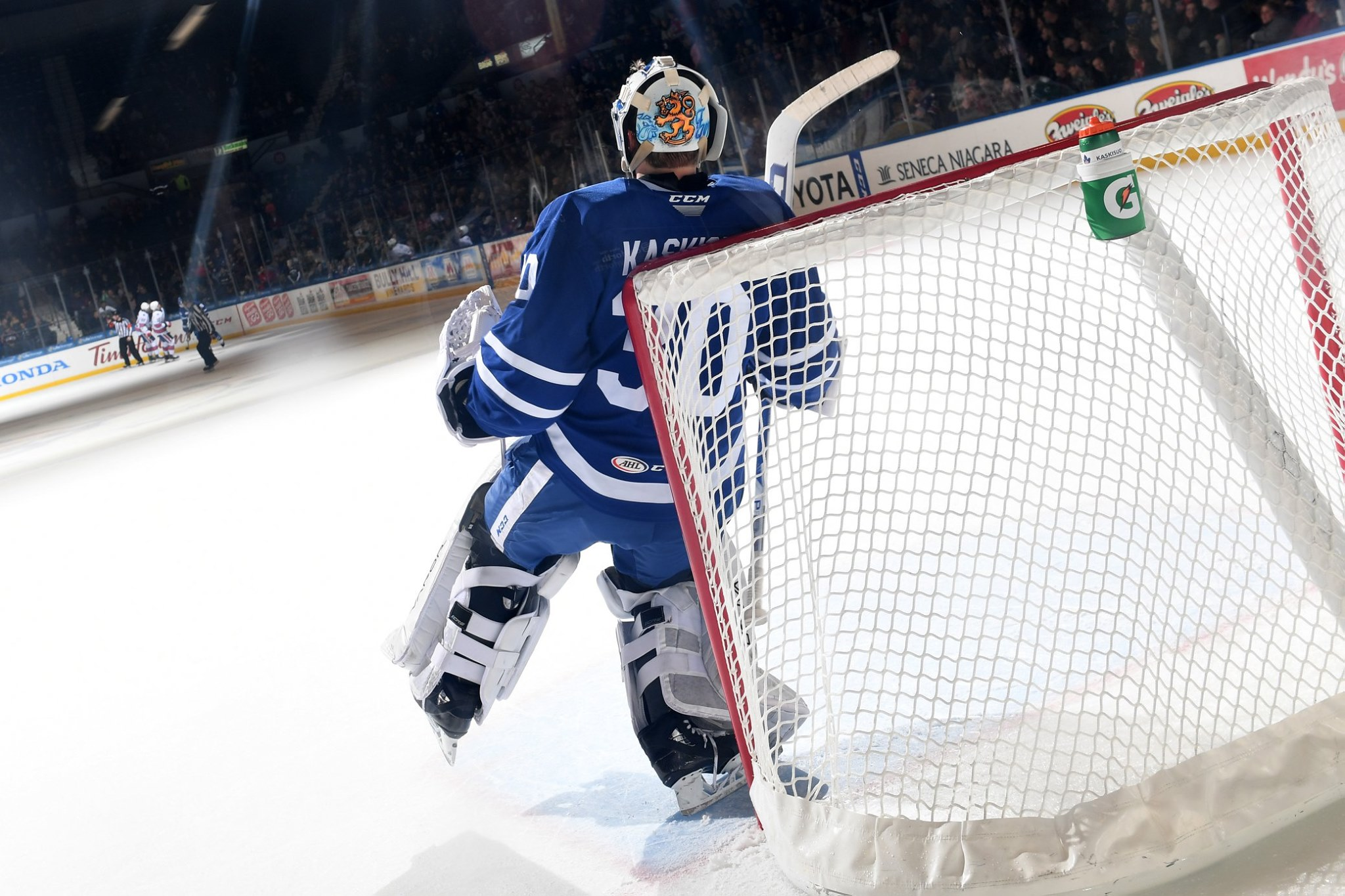Recap: Overtime Loss to Toronto but the Point Streak Continues