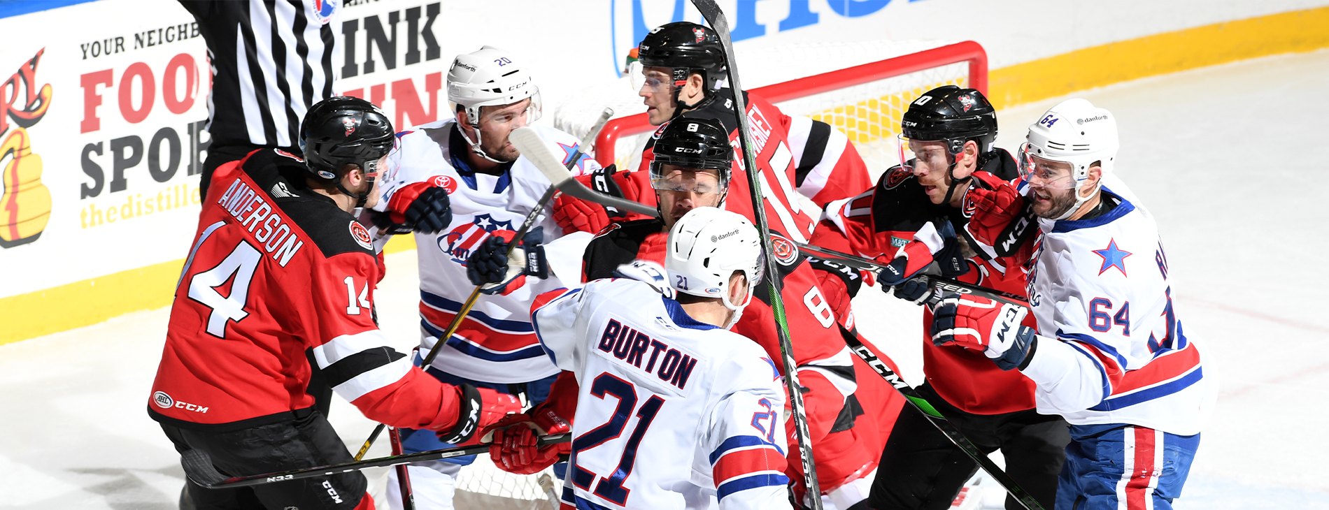 Recap: Ugly Shootout Loss for the Amerks