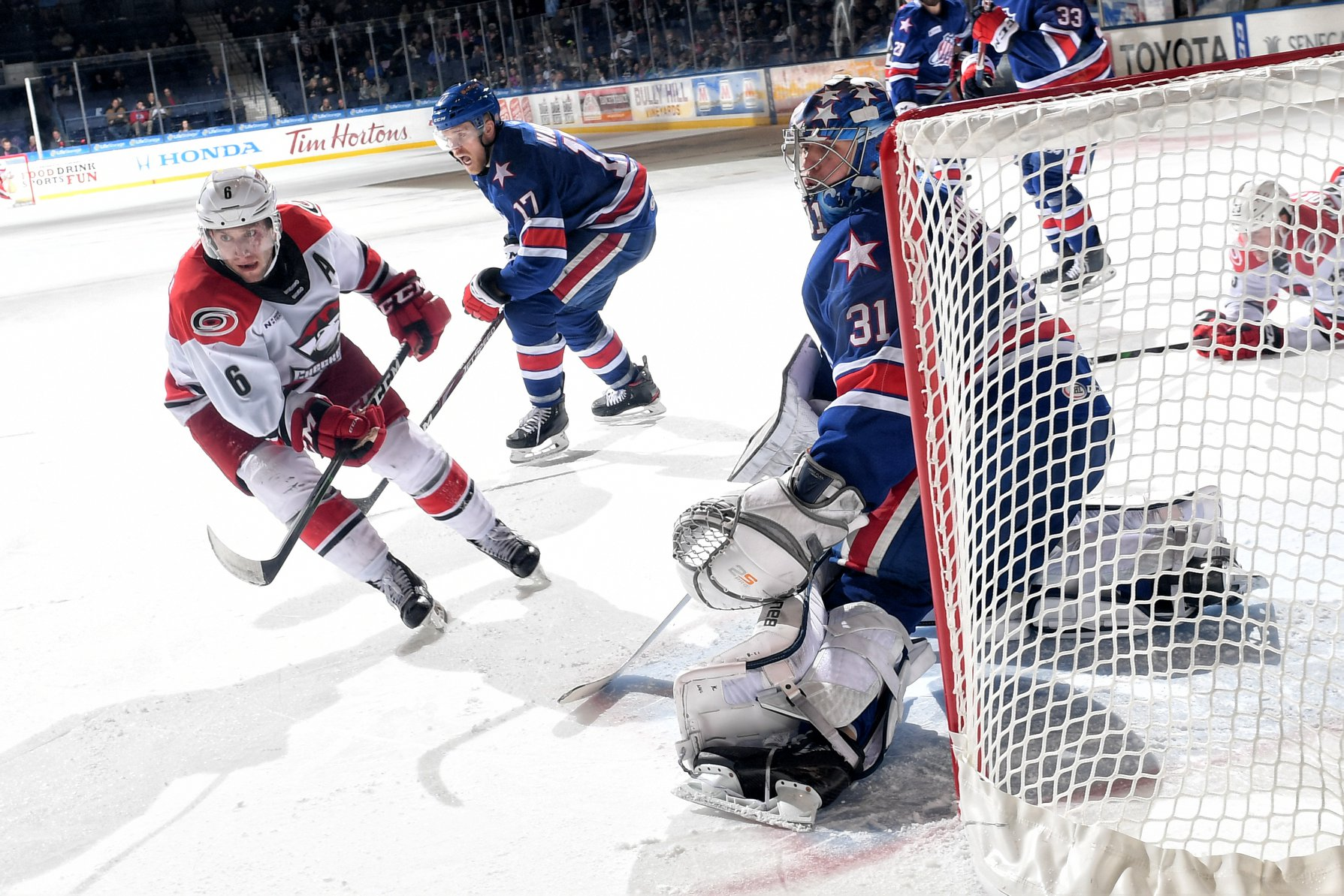 Recap: Shutout for Johansson and Four Different Goal Scorers