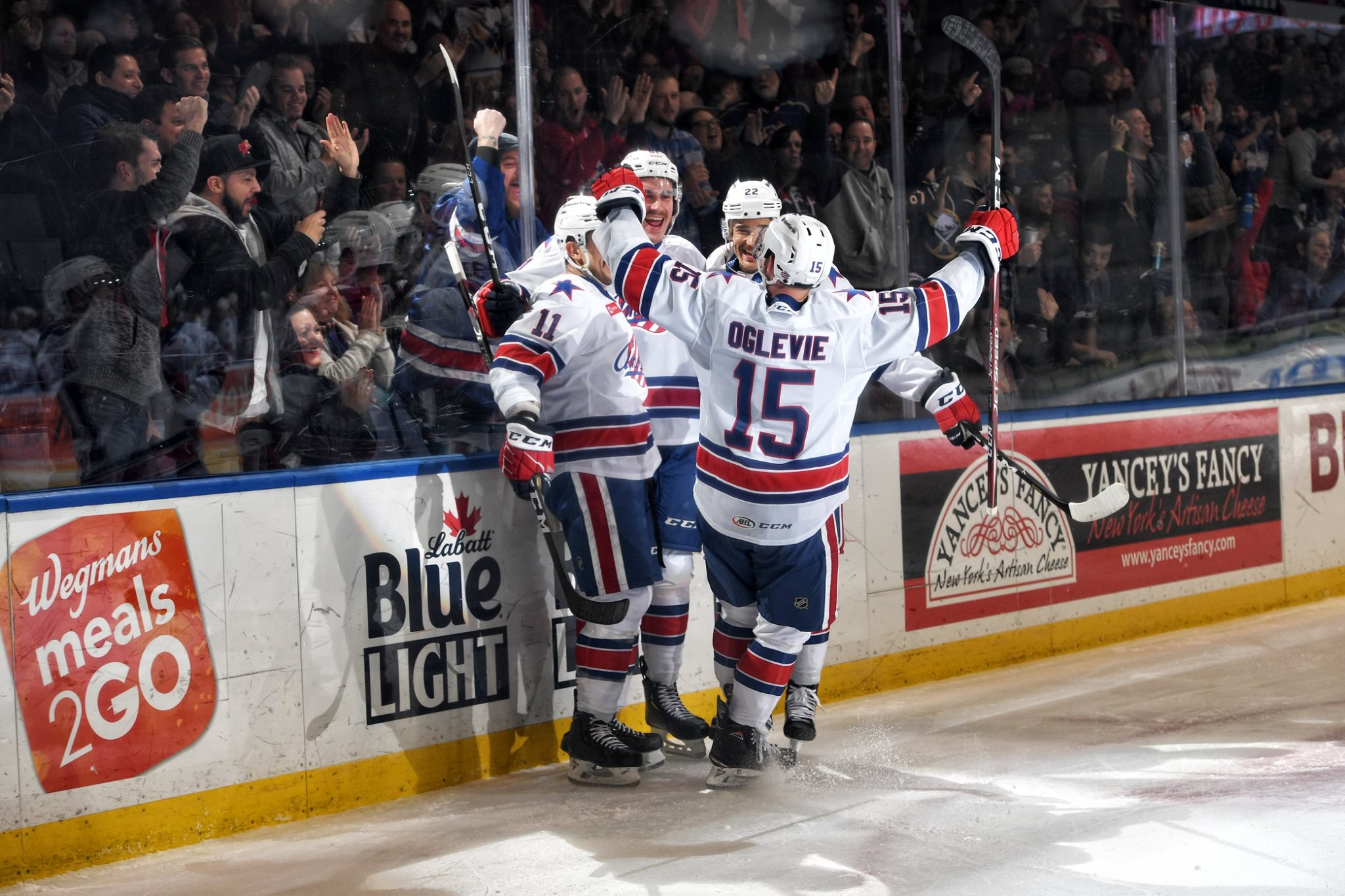 Recapping the Amerks Winning Month of November