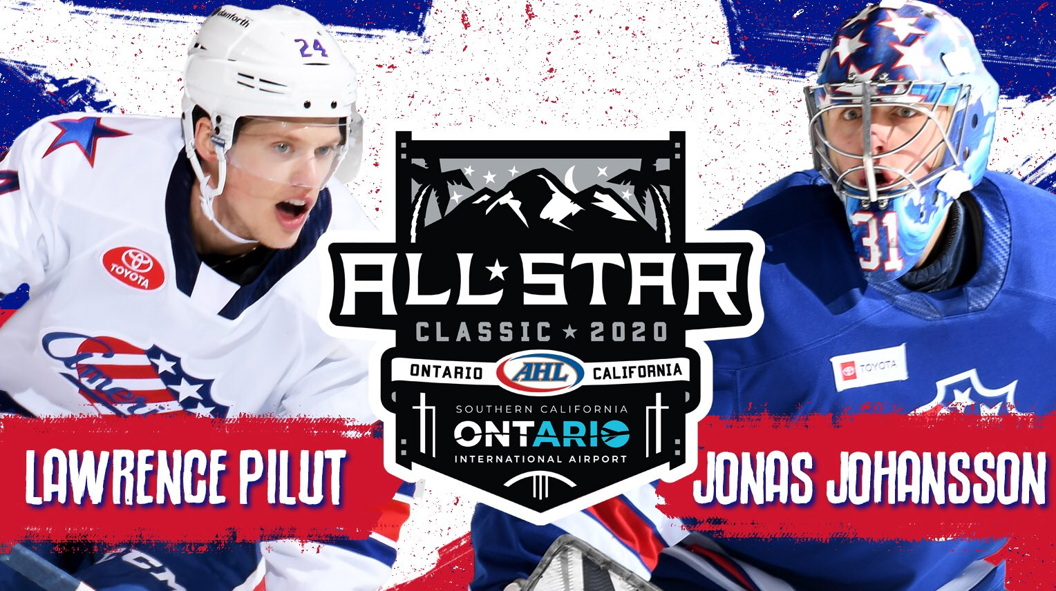 Johansson and Pilut Selected for AHL All-Star Classic